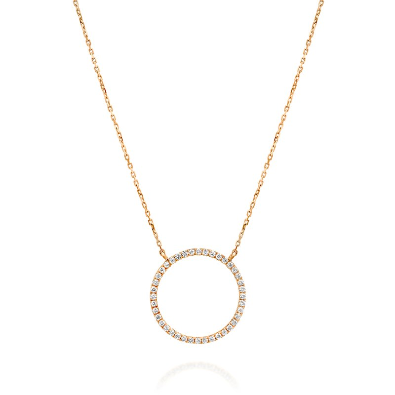 Mali Rose Gold Necklace