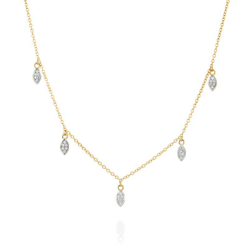 Noga Yellow gold Necklace