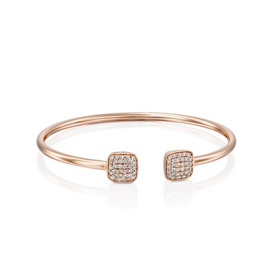 Shani Rose gold Bracelet