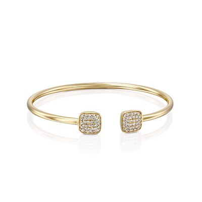 Shani Yellow gold Bracelet