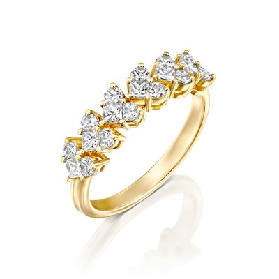 Shiri Yellow gold Ring