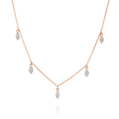 Noga Rose gold Necklace