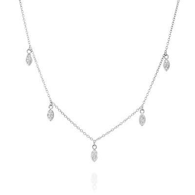 Noga White gold Necklace